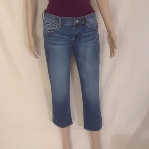 Lucky Brand Cropped Jeans - Size 4 / 27